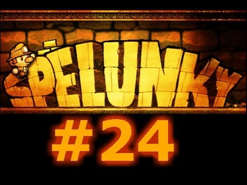 Let's Play - Spelunky - Episode 24 [Hell]