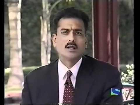 Sachin Tendulkar 186* Rahul Dravid 153 vs NZ 1999
