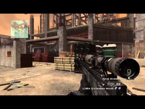 OpTic Rated OG: Amazing MW3 sniping gameplay!