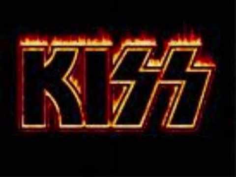 kiss-heavens on fire