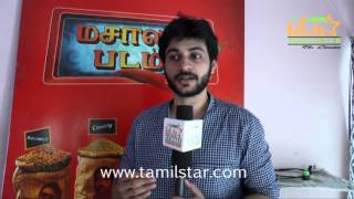 Gaurav At Masala Padam Movie Team Interview