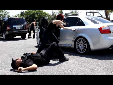 Female Bodyguard Training 2 Image 1