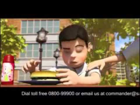 Commander Safeguard - Back To School - Full Movie video
