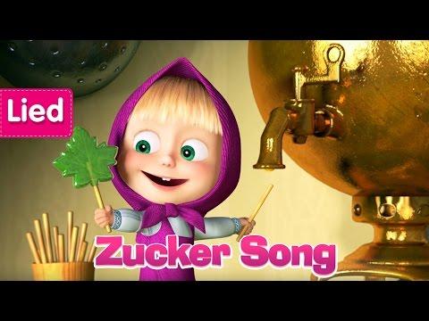 Mascha und der Bär - Zucker Song (Das süße Leben)