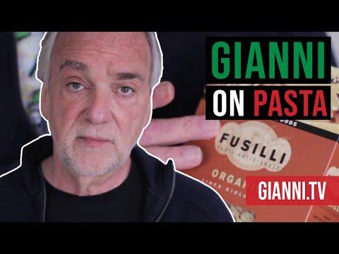Italian Dried Pasta Recommendation (Fusilli) - Gianni.tv
