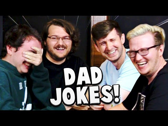Try NOT to LAUGH!! - BAD Dad Jokes thumbnail