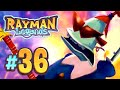 Rayman Legends - Living Dead Party (Part 2) - Episode 36 - KoopaKungFu