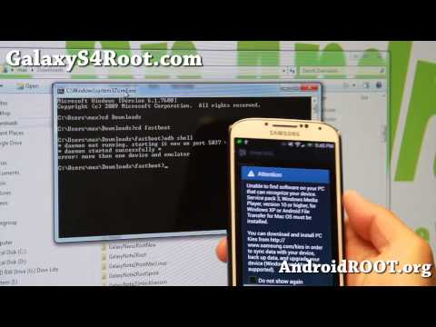 How to Unlock SIM on Sprint Galaxy S4!