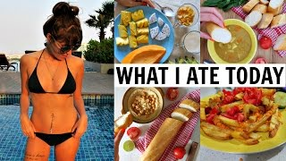 What I Eat In A Day + RANT