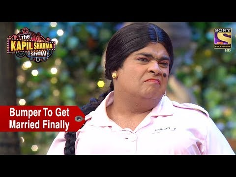 Bumper Finally Gets Marriage Lottery - The Kapil Sharma Show thumbnail