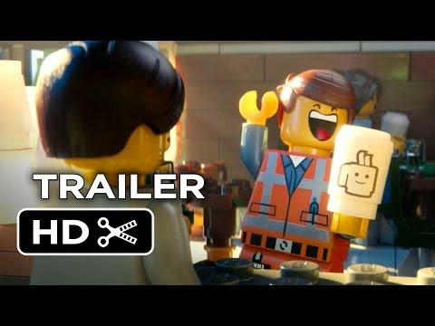 Lego Movie Official Theatrical 2014 Animated