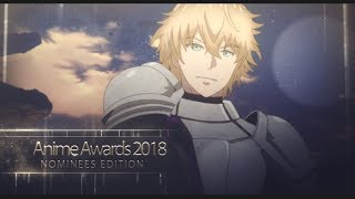 Anime Awards 2018: Nominees Edition