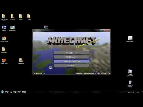 como descargar minecraft pc gratis con 40 mod instalados+packs de texturas