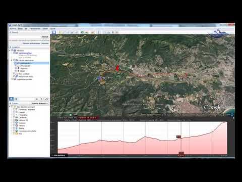 Cómo exportar el perfil de terreno de Google Earth a AutoCAD como polilínea 3D