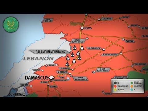 17 мая 2018. Военная обстановка в Сирии. Путин заявил о постоянной вахте ВМФ РФ в Средиземном море