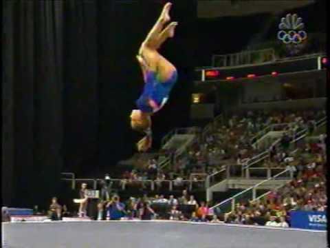 America 39 s best tumblers gymnastics floor montage youtube for Americas best flooring