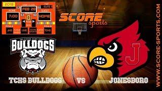 Jonesboro vs Tri-Cities Elite 8 GHSA