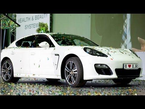 Мегазавод: Porsche Panamera