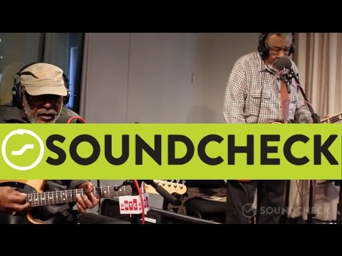 Thumbnail of video The Holmes Brothers: 'Soldier Of Love,' Live On Soundcheck