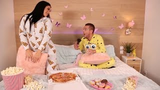 La pyjama party de Milla Jasmine et Jeremstar