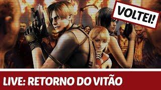 Retorno do Vitão | Resident Evil 4 Pro Funny Play