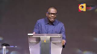 WAFBEC 2020 DAY 2-MORNING SESSION with PASTOR POJU OYEMADE