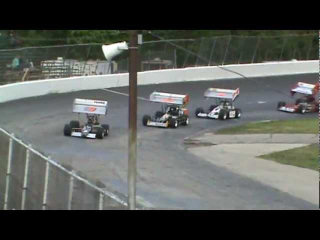 MSA Supermodified Heat 2 South Bend Motor Speedway 06.11.11