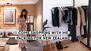 COME DUTY FREE SHOPPING WITH ME AT T GALLERIA BY DFS, LUXURY GIVEAWAY & PACKING FOR NEW ZEALAND