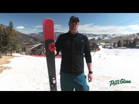 2015 Rossignol Sin 7 Ski Review by Peter Glenn