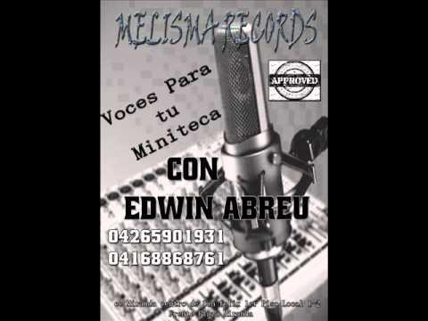 Voces Para Minitecas - Melisma Records - Voz Para Tips de Emisoras y Tv