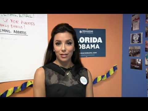 Eva Longoria: Why you should get involved - OFA Florida