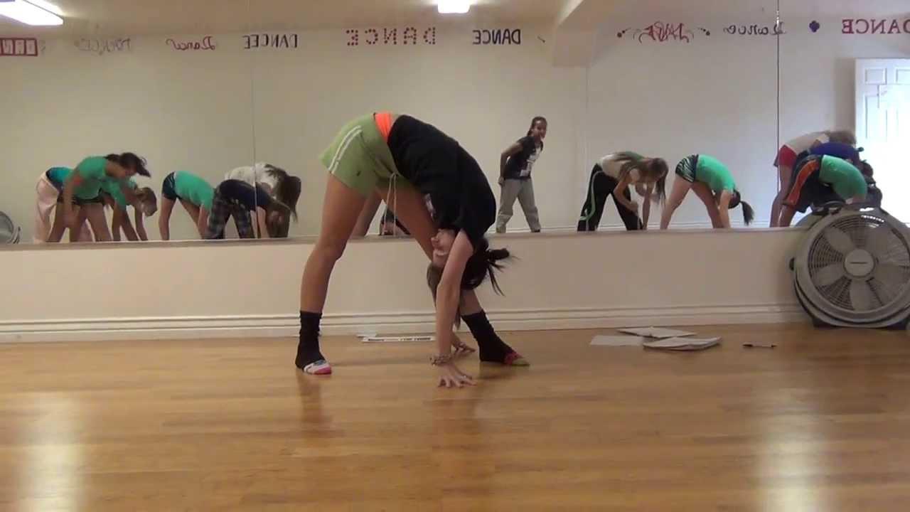 Basic Dance Class Warm...