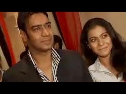 Ajay Devgan is crazy about Kajol