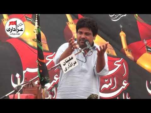 Zakir Ghulam Abbas Mesam I YadGar Majlis 14 Zilhaj 2018 I Thatta Sialan MuzaffarGarh I