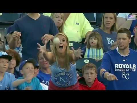 Приколы и смешные моменты на бейсболе