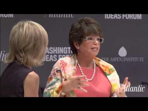 Valerie Jarrett / Washington Ideas Forum 2015