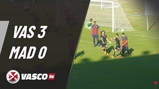 MELHORES MOMENTOS | Jogo-treino: Vasco 3 x 0 Madureira | 25.6 | Vasco TV