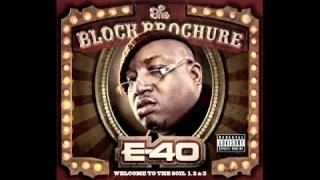 Watch E40 Cutlass video