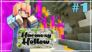 IT'S SO PRETTY! - Harmony Hollow SMP S3 - Ep 1