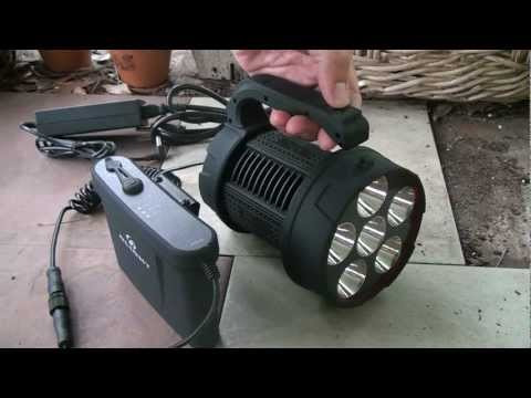 Olight X6 Marauder 5000 Lumen Flashlight / Spotlight