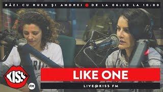 download musica LikeOne LIVE Râzi cu Rusu și Andrei