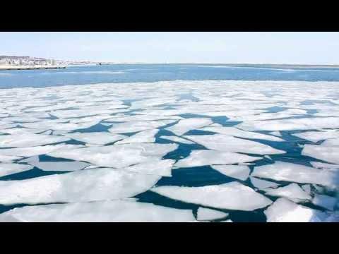 流氷砕氷船ガリンコ号Ⅱに乗船してみた @北海道紋別市 Driftice Ship