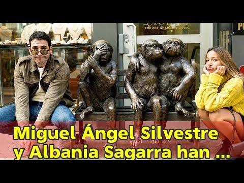 Miguel Ángel Silvestre y Albania Sagarra han roto por sorpresa su relación