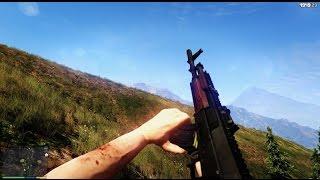 GTA5 AK12 Mod