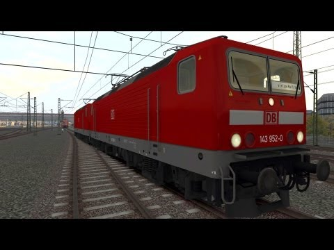 LET´S PLAY Train Simulator 2013 | Folge 81 | Doppeltraktion nach Köln