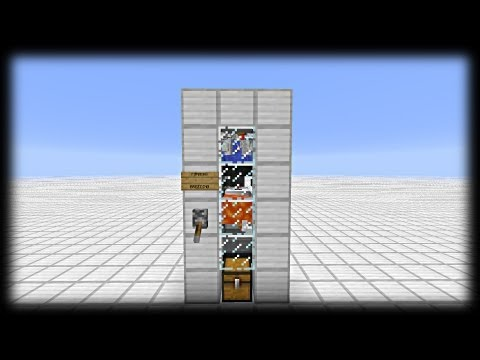 CompactRelieable Chickenfarm for Minecraft 1.6.2 3x4x6