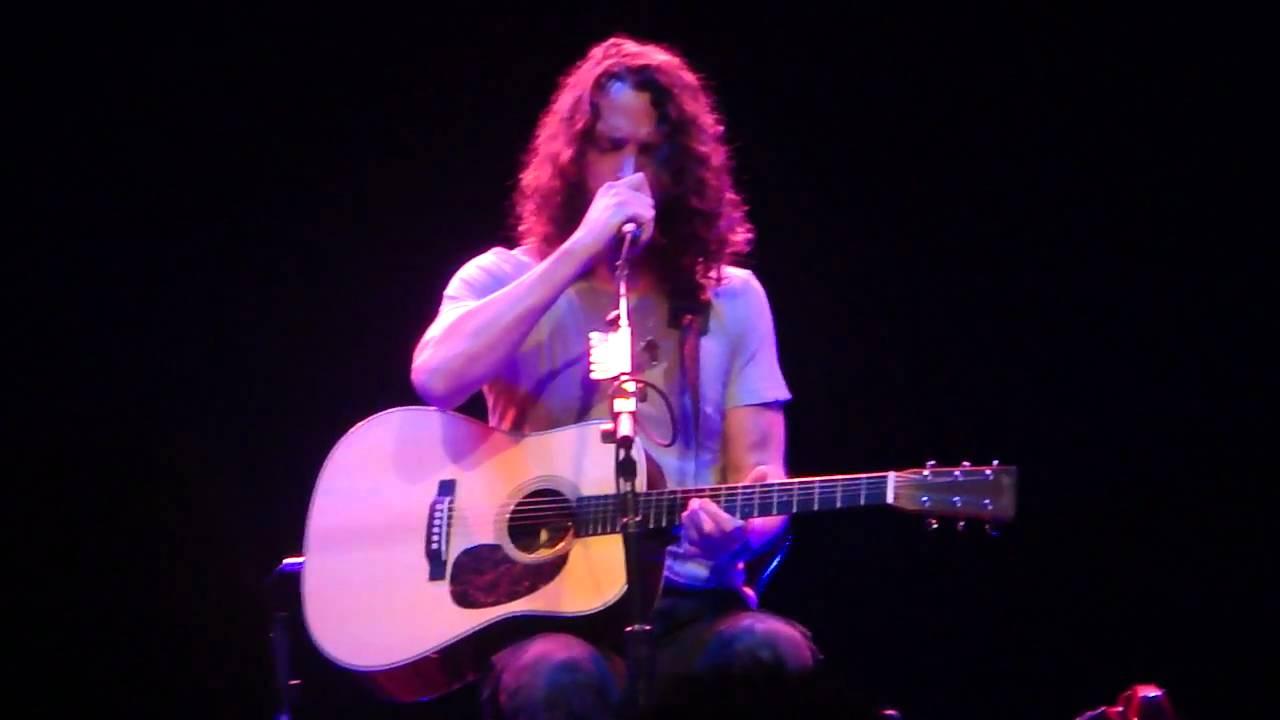 Sunshower, Chris Cornell, Seattle, WA, 2011  YouTube # Sunshower Song_055027