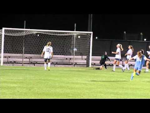 UNC Women's Soccer: Highlights vs. Notre Dame