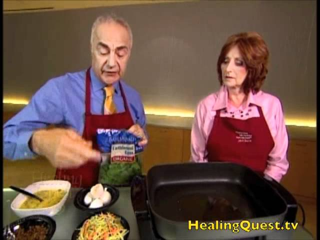 Healing Quest: Organic Turkey Scramble with Dr. Howard Murad