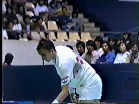jimmy connors v ivan lendl 1984 tokyo  final